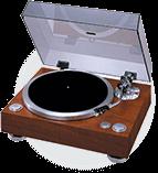 レコードプレーヤーイメージ