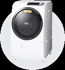 ドラム式洗濯機イメージ