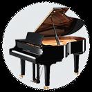グランドピアノイメージ