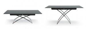 「カリガリス」の伸縮ダイニングテーブルの買取実績