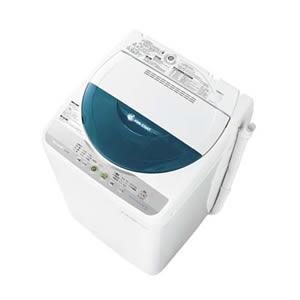 シャープの簡易乾燥機能付き洗濯機(ES-FG45K-A)の買取実績です。