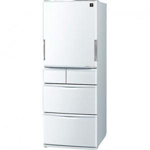 かいとりや本舗 シャープの冷蔵庫SJ-XW44W-S(440L・プラズマクラスター7000搭載)の買取実績
