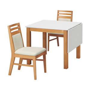 ニトリのダイニングテーブルセットの買取実績です。