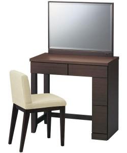 宝塚市にて家具のお買取|ニトリにて購入されたドレッサーセットの買取実績