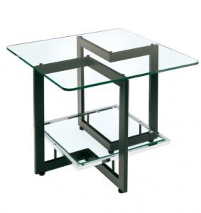 アルテジャパンのガラスサイドテーブル(YG-21)の買取実績