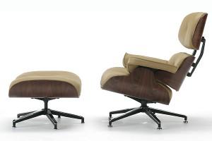 西宮市にてデザイナーズ家具のお買取|チャールズ&レイ・イームズ「ラウンジチェア&オットマン」の買取実績