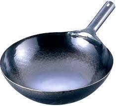 尼崎市にて厨房機器・設備をお買取|山田工業所「打出し片手中華鍋(4905001240447)」の買取実績