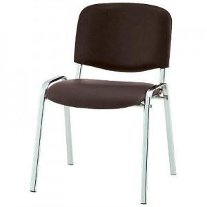伊丹市にてオフィス用品・家具をお買取|スマイル「会議用チェアVII(H-603P-BR)」の買取実績
