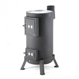神戸市にて家具・インテリアをお買取|サンカ「丸型薪ストーブ(OS-0675)」の買取実績