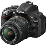 宝塚市にて家電・電化製品をお買取 Nikon(ニコン)「デジタル一眼レフカメラ(D5200)」の買取実績