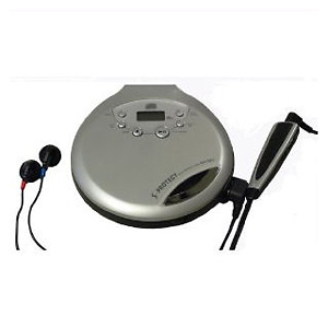 尼崎市にて家電・電化製品をお買取|WINTECH「ポータブルCDプレーヤー(PCD-55S)」の買取実績
