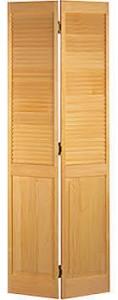 西宮市にて家具・インテリアをお買取|メソナイト「パインクローゼットドア」の買取実績