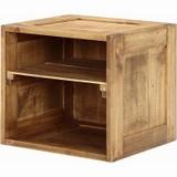 芦屋市にて家具・インテリアをお買取|不二貿易「アンティークキューブボックス(A64-95973-BR)」の買取実績