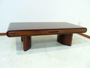 西宮市にてカリモクリビングテーブルを買取させていただきました。
