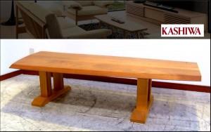 神戸市中央区にて家具-柏木工のローテーブルをお買取させていただきました!
