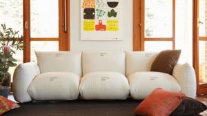 宝塚市でアルフレックス(arflex)のソファを買取させていただきました。