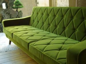 芦屋市でKarimoku(カリモク)のソファをお買取りしてきました
