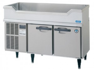 西宮市にてhoshizaki(ホシザキ)のシンク付き業務用冷蔵庫をお買取させて頂きました!