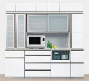 神戸市東灘区にて綾野(アヤノ)製作所の食器棚「Suite/スイート」をお買取りさせていただきました!