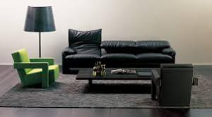 伊丹市にてCassina(カッシーナ)のソファをお買取させて頂きました