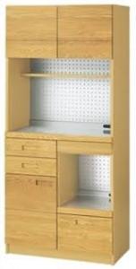 神戸市中央区にて北欧家具スタイルのインテリアで有名なウニコの食器棚を買取してきました
