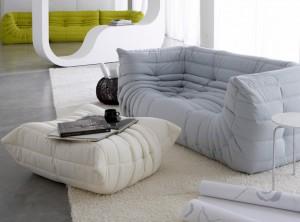 神戸市灘区にてコンテンポラリー家具で知られるリーンロゼのソファを買取してきました