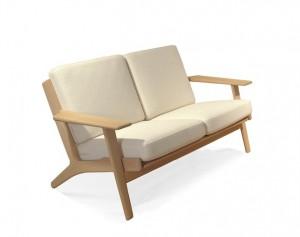 神戸市灘区にて数々の革新的な北欧家具で知られるゲタマのソファを買取してきました