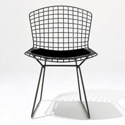 神戸市中央区にてアメリカデザイン家具で知られるノールのチェアを買取してきました
