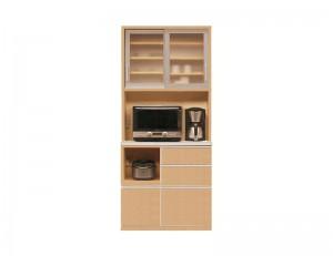 神戸市中央区にてIDC大塚家具の食器棚を買取してきました
