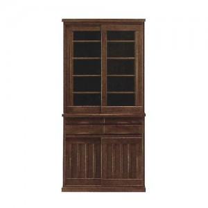 神戸市灘区にて数々の美しい木製品で知られるイバタインテリア家具の食器棚を買取してきました