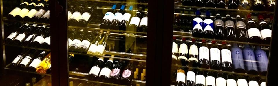 ワイン用冷蔵庫